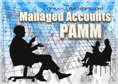 Forex Managed Accounts (PAMM)