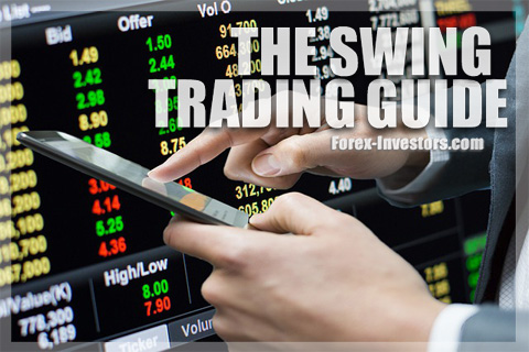 Swing-trading involves periods from a few days to several months..